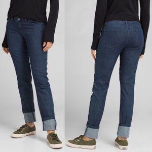 PRANA Kara Jean indigo wash Size 8/29